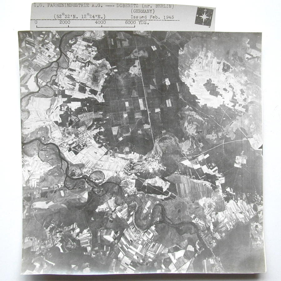 USAAF 91st Bomb Group Target Photo #3