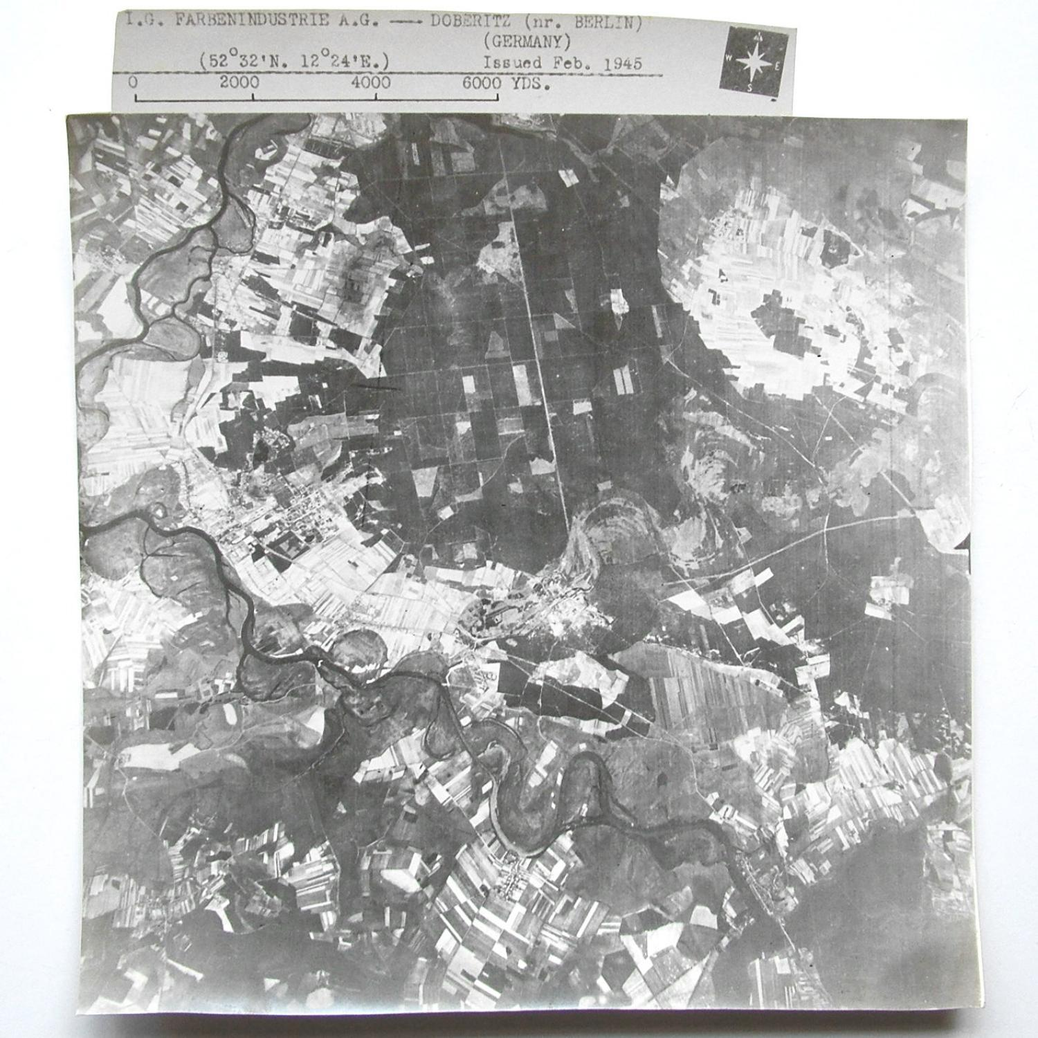 USAAF 91st Bomb Group Target Photo #3