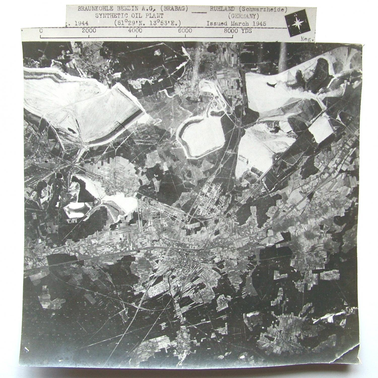 USAAF 91st Bomb Group Target Photo #4