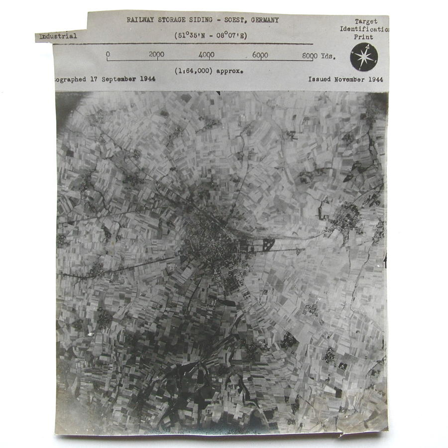 USAAF 91st Bomb Group Target Photo #5