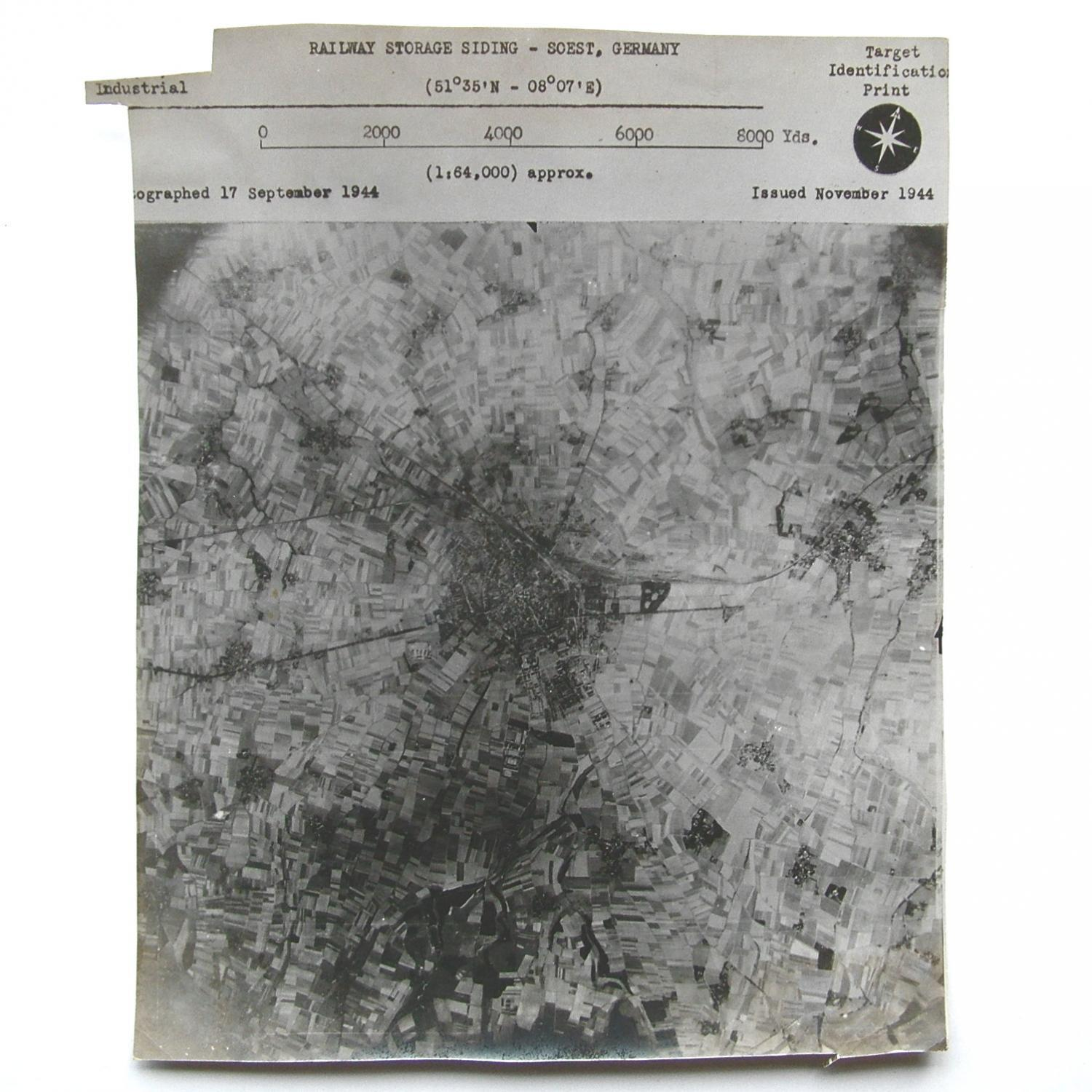USAAF 91st Bomb Group Target Photo #5