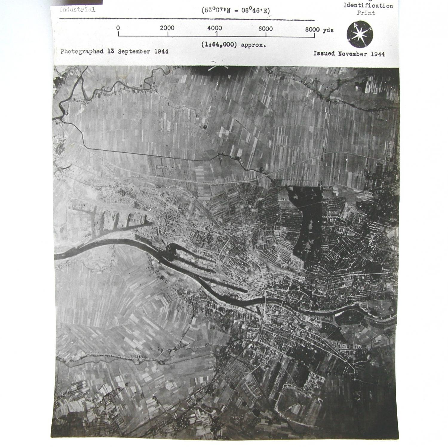 USAAF 91st Bomb Group Target Photo #6