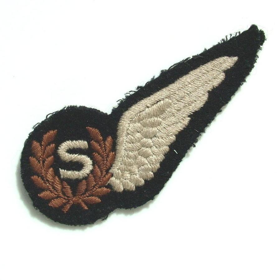 RAF Signaller brevet