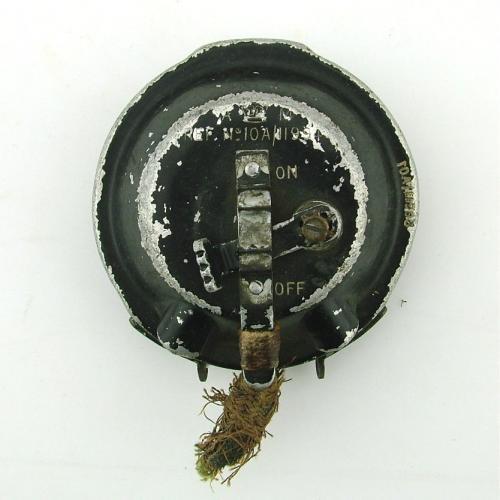 RAF Type 20 microphone