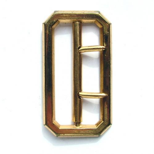 RAF service dress belt buckles