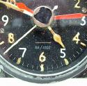 RAF / AM MK.IIA aircraft cockpit clock - picture 2