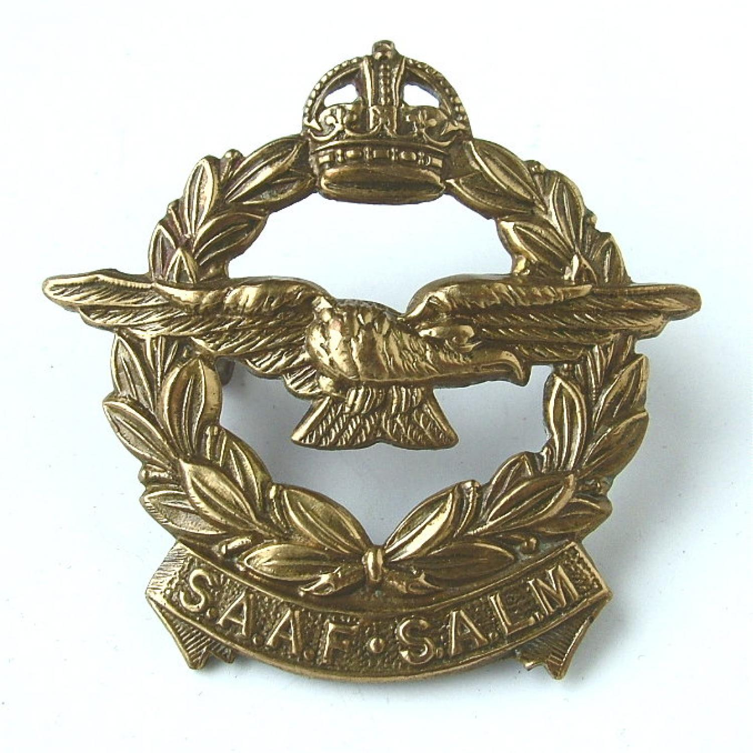 SAAF Other ranks cap badge