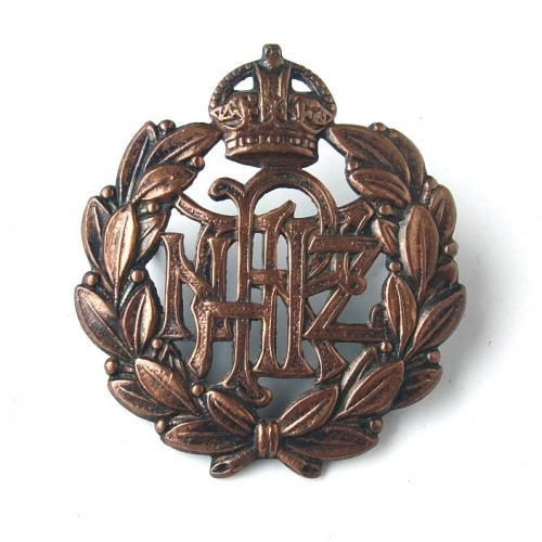 RNZAF Cap badge