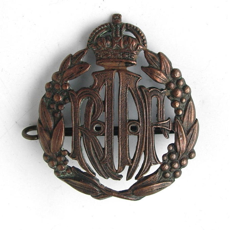 RAAF Cap badge