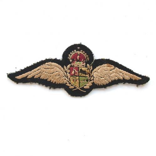 SAAF Pilot wing