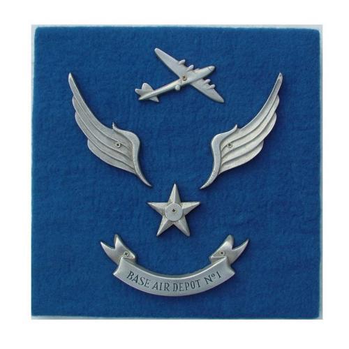 USAAF 8th AF air base sign