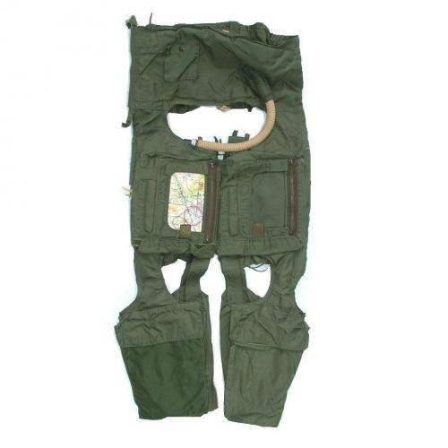 RAF Anti-G trousers & survival knife