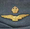 RAF officer rank field service cap - picture 3