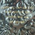 RAF Group Captain rank service dress cap - picture 8