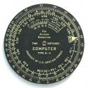 USAAF type D-4 navigational computer - picture 4