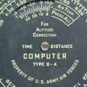 USAAF type D-4 navigational computer - picture 5