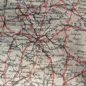RAF escape & evasion map - European - picture 2