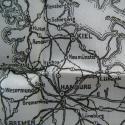 RAF escape & evasion map - European - picture 6