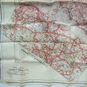 RAF escape & evasion map - European - picture 4