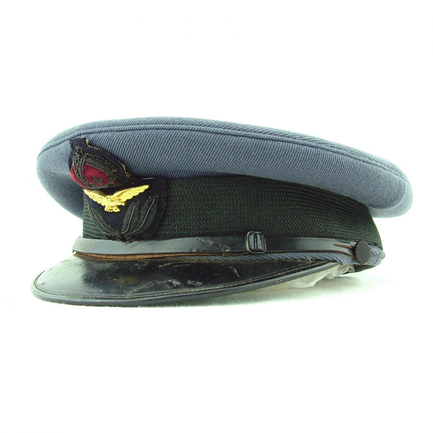 RAF officers SD cap, 1918-19 pattern