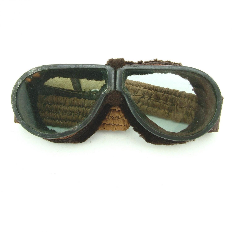 RAF MK.II flying goggles, history