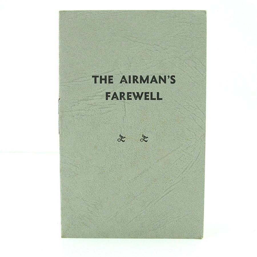 The Airman's Farewell - Plymouth Brethren