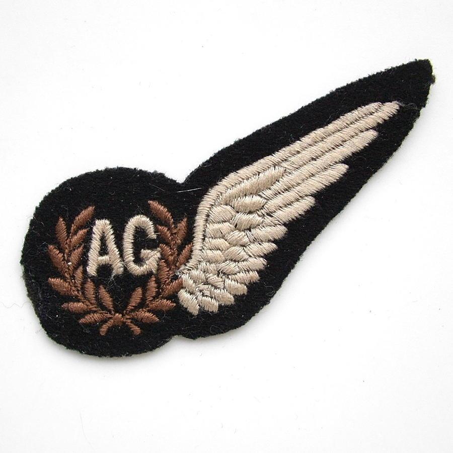 RAF Airgunner brevet