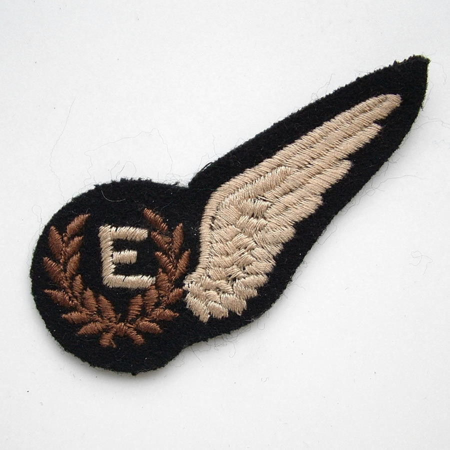 RAF Flight engineer brevet