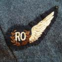 RAF Radio operator war service dress blouse - picture 3