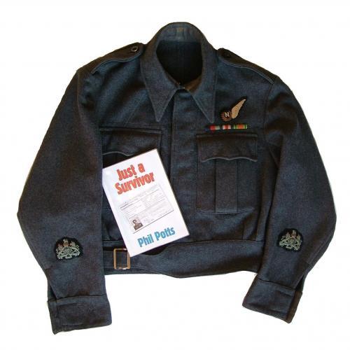 RAF Navigator's aircrew blouse, History