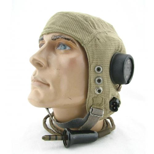RAF E-type flying helmet