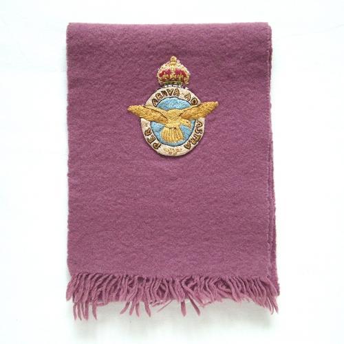 RAF scarf