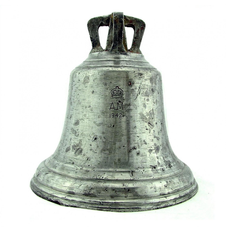 RAF station 'scramble' bell