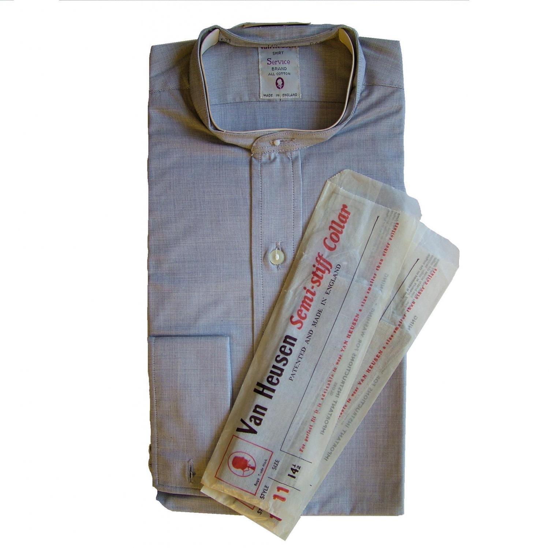 RAF officer rank shirt