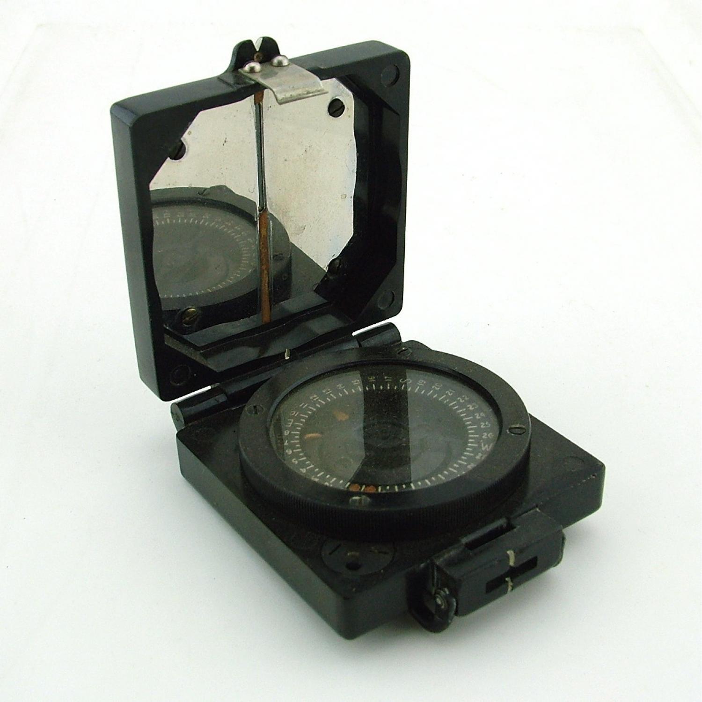RAF 'used' dinghy compass