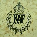 RAF station wall clock - picture 3