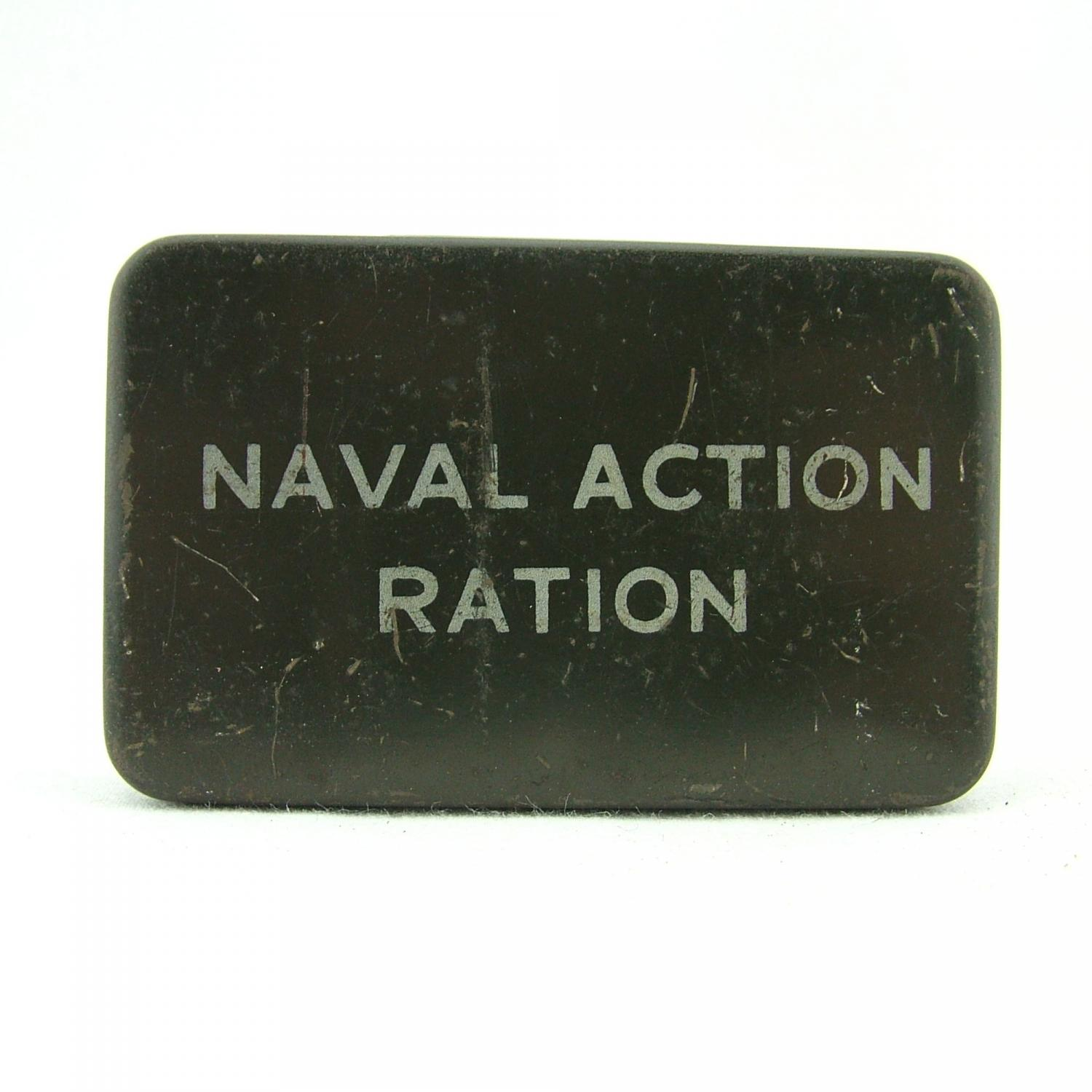 Royal Navy  / FAA action ration