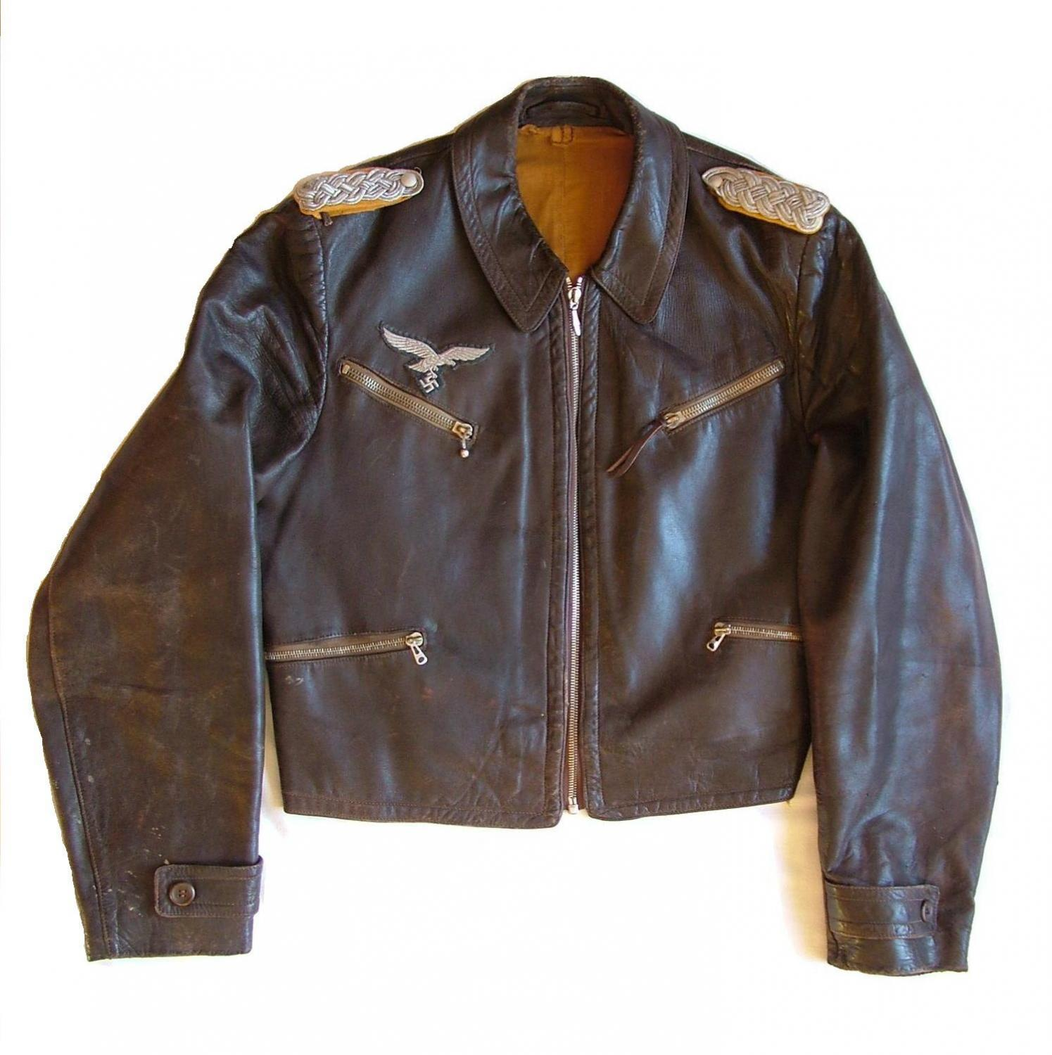 Luftwaffe flying jacket