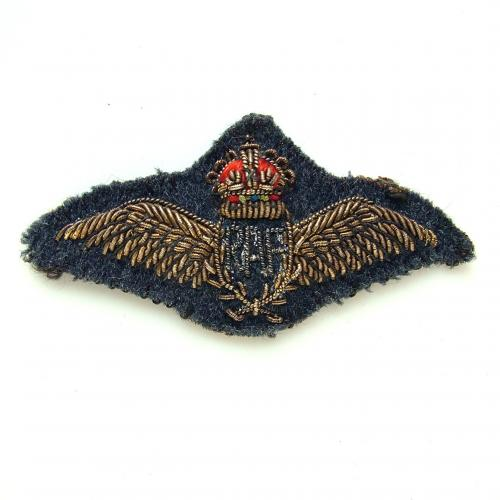 RAF mess dress wing