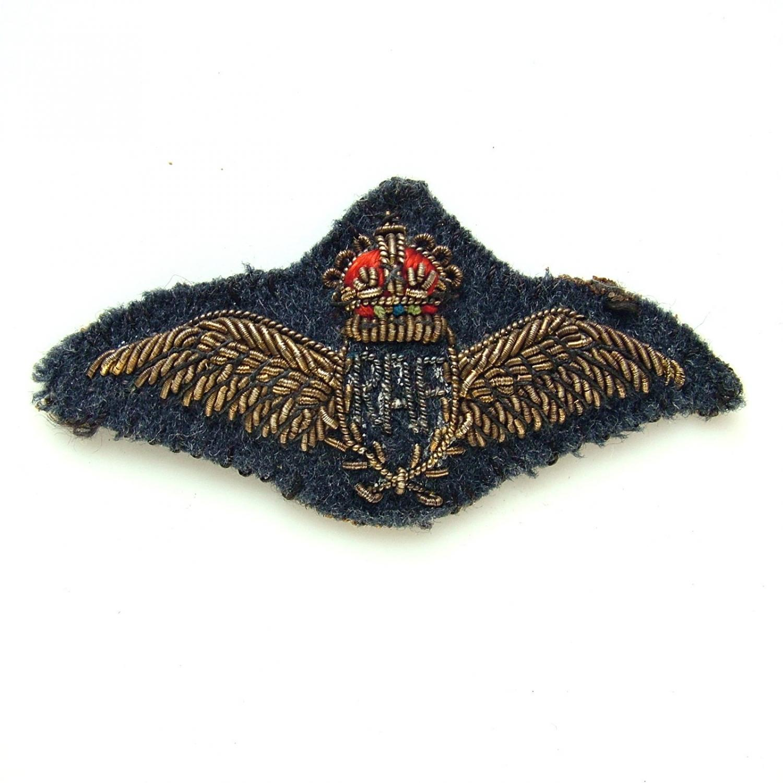 RAF mess dress wing