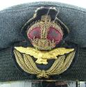 RAF officer rank service dress cap - picture 3