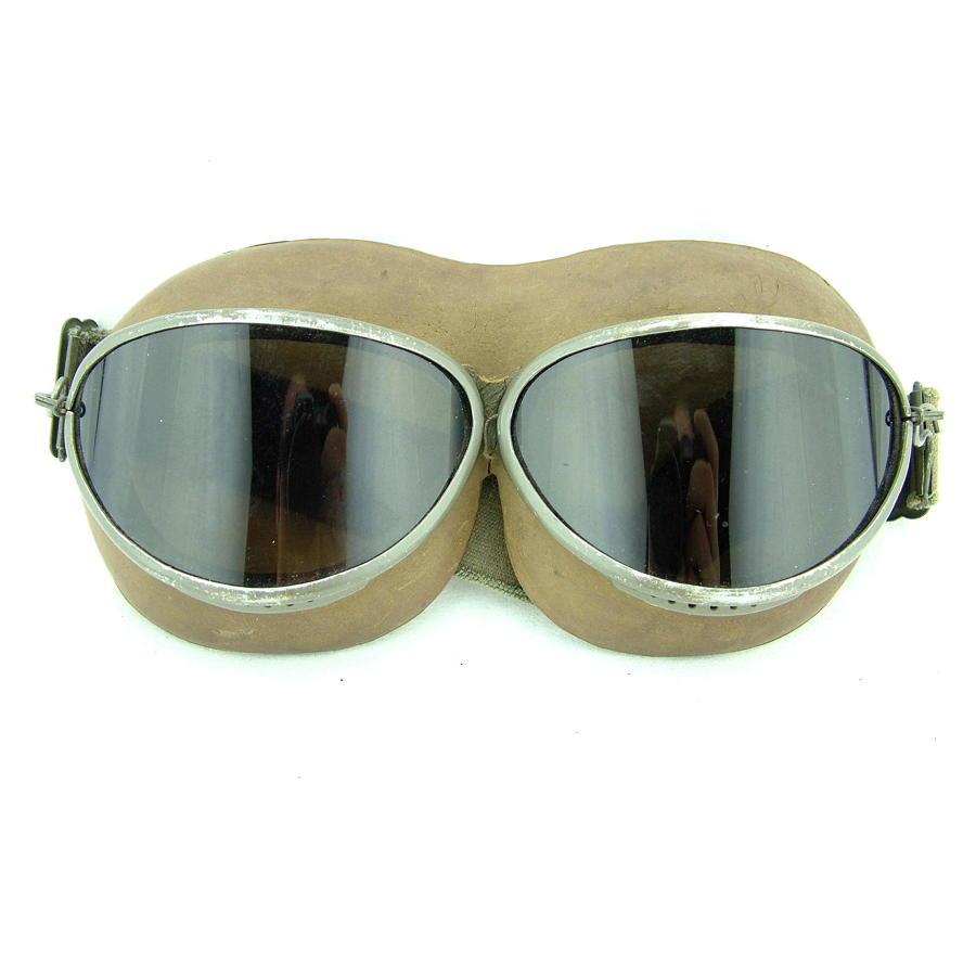 Luftwaffe model 295 flying goggles