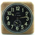 Luftwaffe aircraft cockpit clock - picture 2