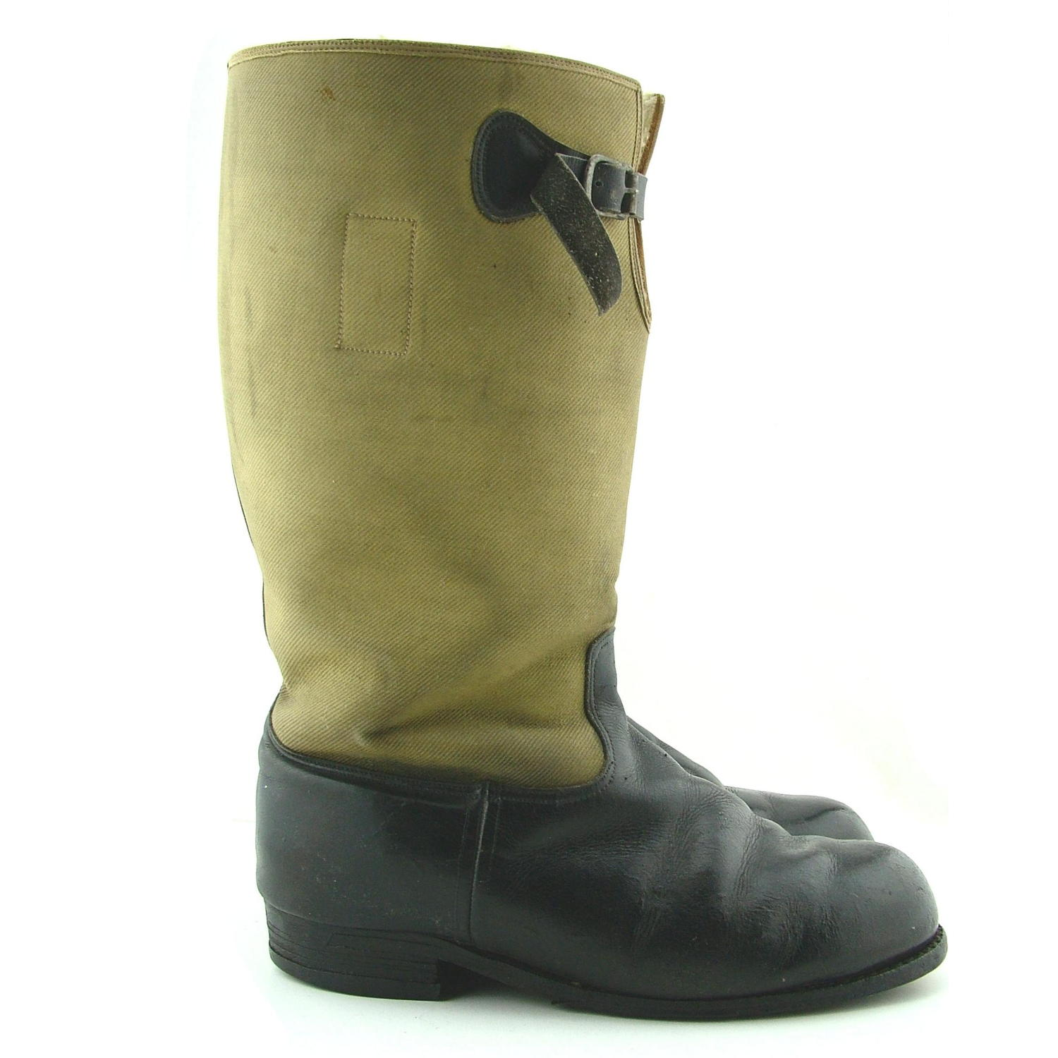 RAF 1939 pattern flying boots, S7