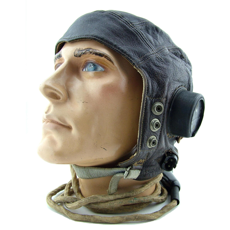 RAF C-type flying helmet, history