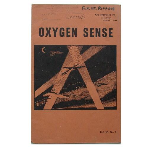 A.M. pamphlet - oxygen sense