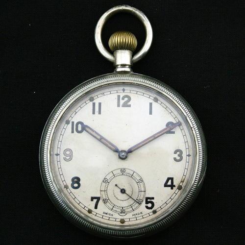 RAF 'Observers' pocket watch