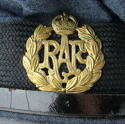 WAAF airwoman's service dress cap - picture 5