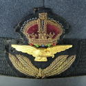 RAF officer rank service dress cap - picture 6