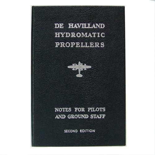 De Havilland propeller notes